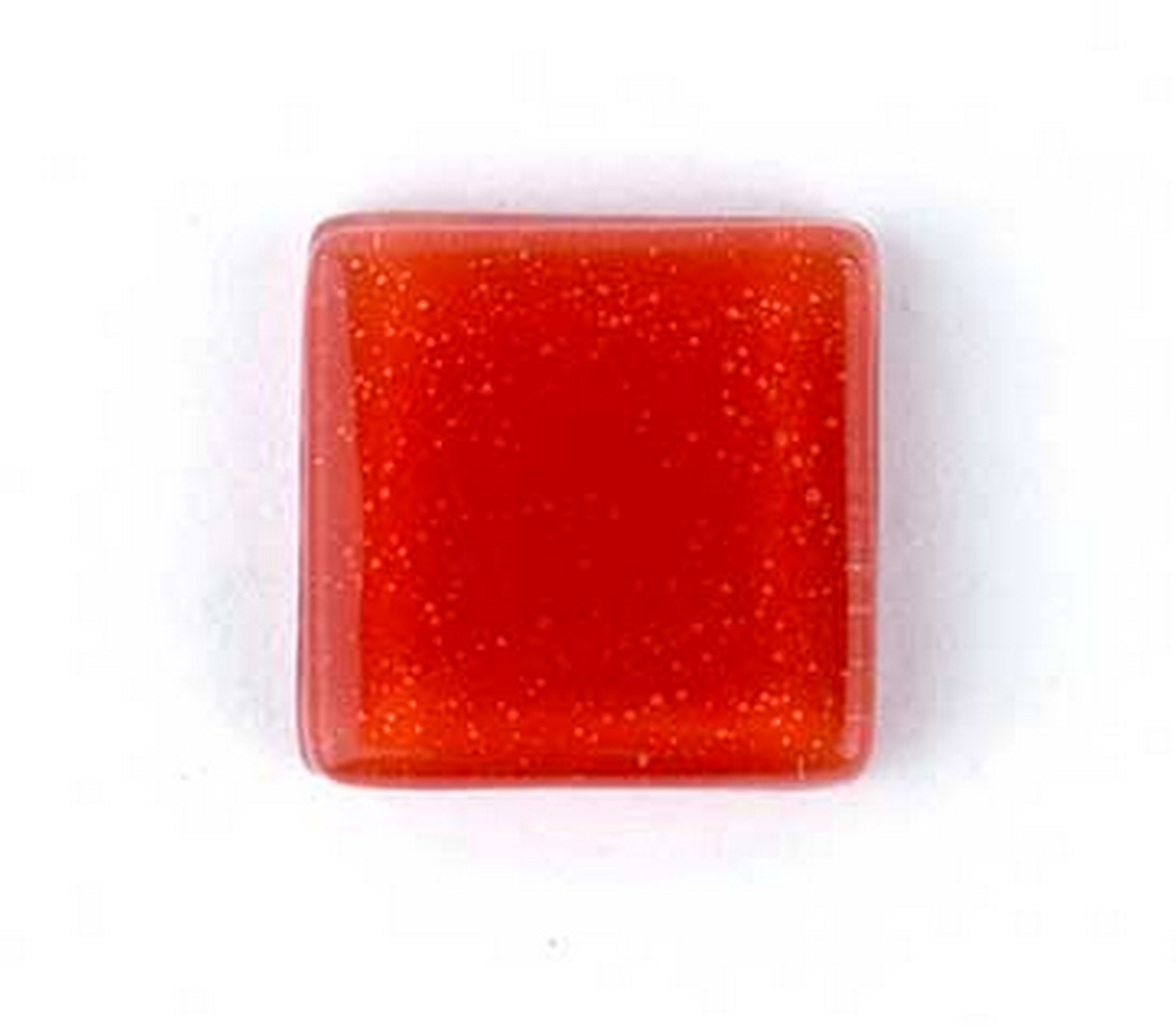 (1161015) MOSAIC SQUARE 30X30MM RED (10PK)