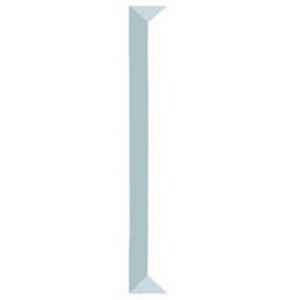 (12900115) CLEAR BEVEL 1X8