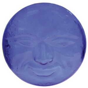 MOONFACE BLUE
