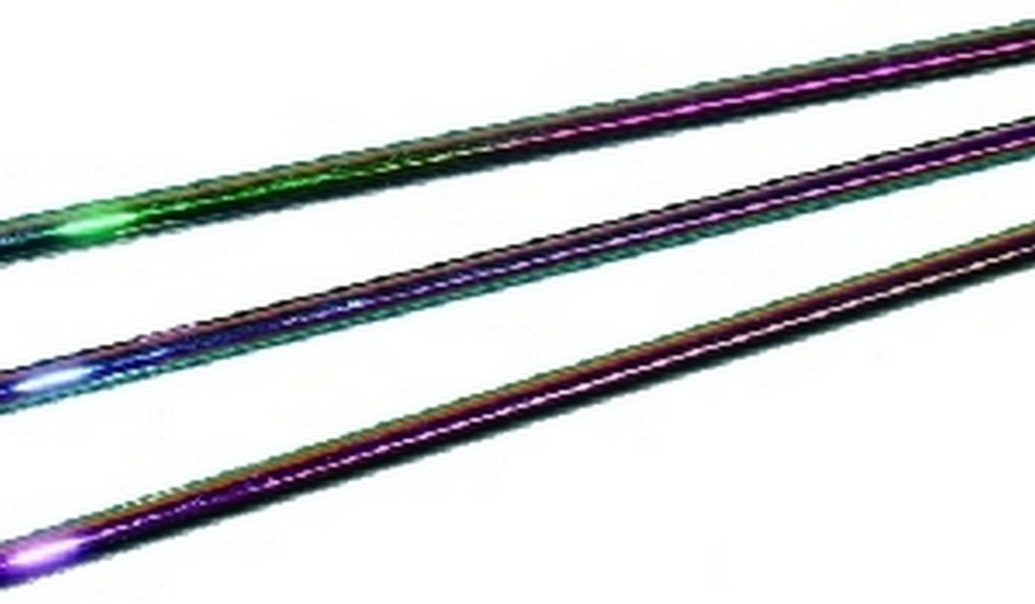 Dichroic Coated Effetre Rods