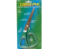 (21226) THINLINE PATTERN SHEARS