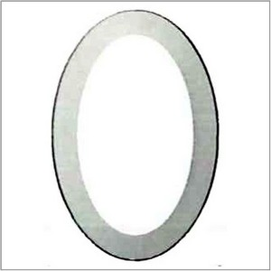(22-586024) OVAL BEVEL 2X4