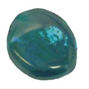 (300820) GEMS-IRIDIZED AZURE BLUE