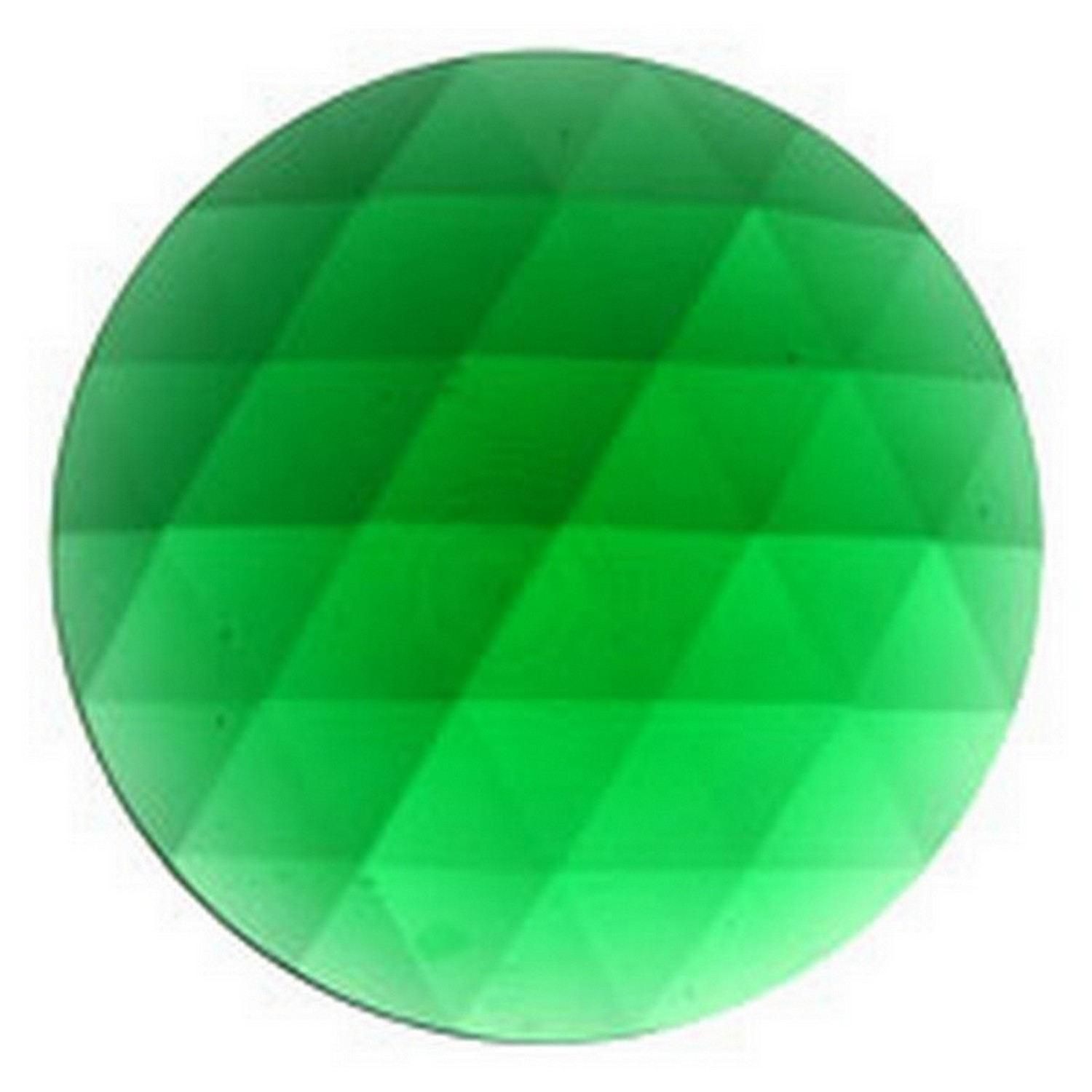 50mm Round Faceted