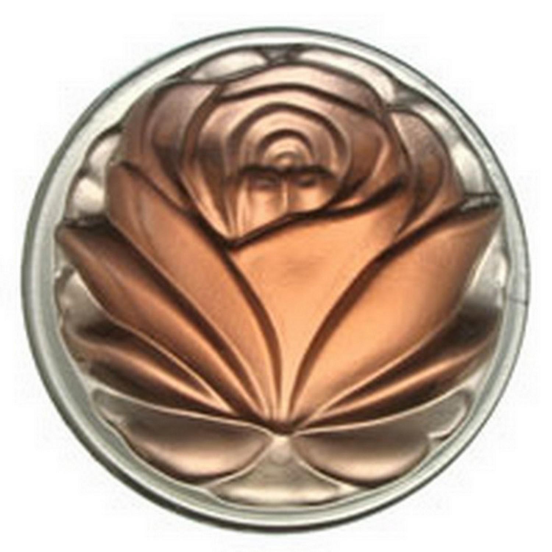 40mm Cut Rose Design