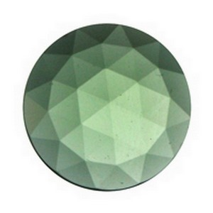 (34312) JEWEL-20mm RND-SEA GREEN