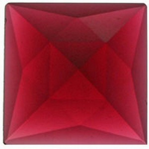 (34911) JEWEL-25mm SQ-GOLD/PINK