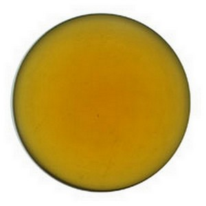 (35210) JEWEL-35mm ROUND-LT AMBER