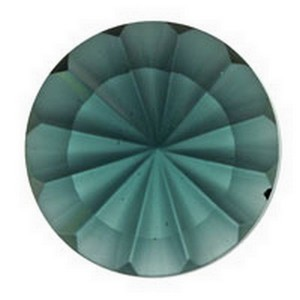 (36414) JEWEL-35mm FLUTED-BLUE