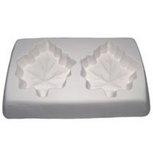 (48M039) MAPLE LEAF CASTING MOLD