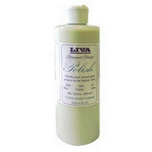 (50935) LIVA STAINED GLASS POLISH