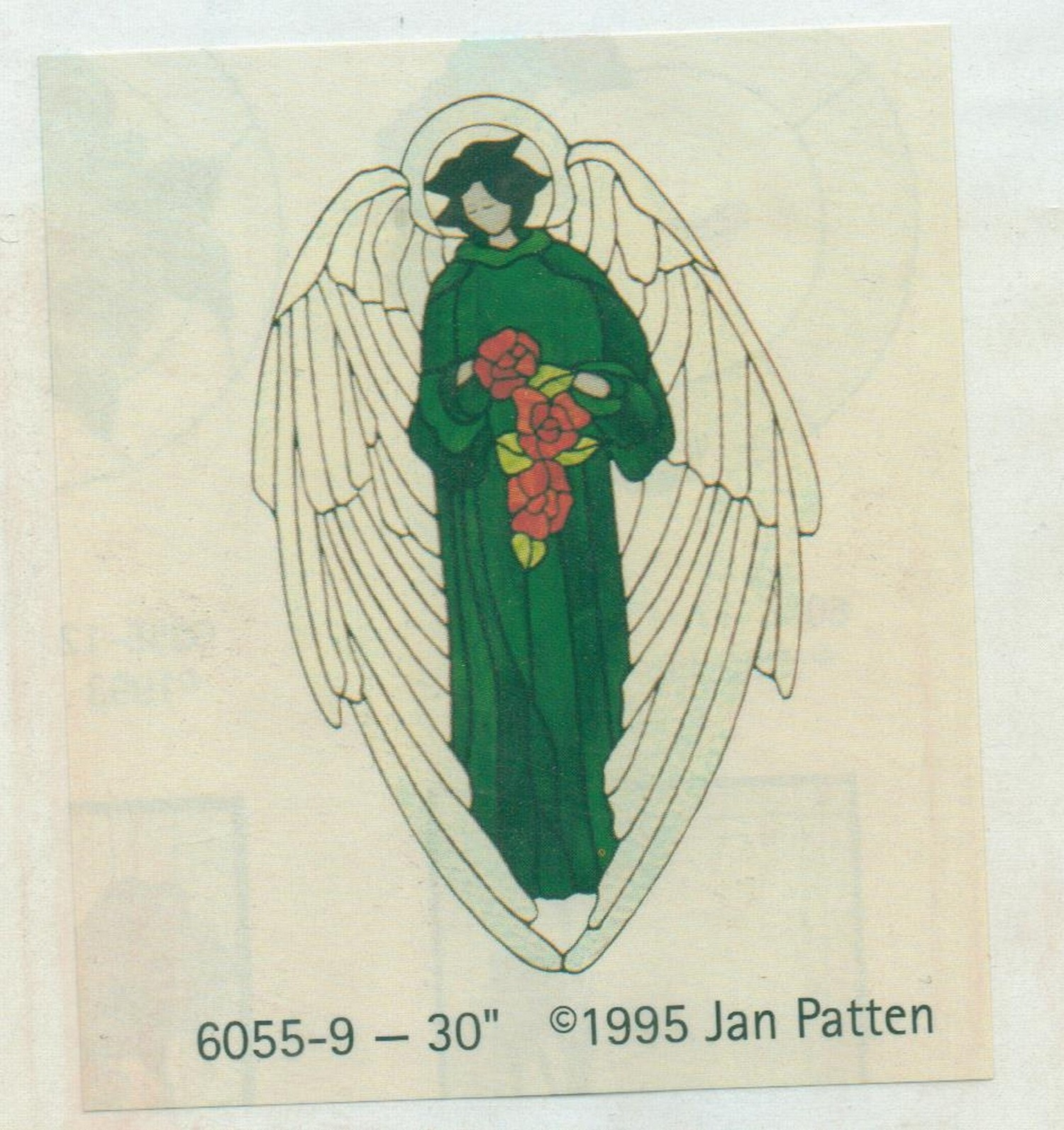 (60008) ANGEL PATTERN #9
