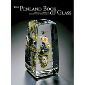 (66281) PENLAND BOOK OF GLASS-PAP