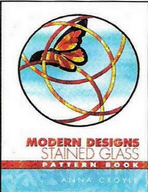 (670801) MODERN GLASS PATTERN BOOK