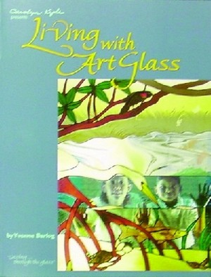 (6846) LIVING WITH ART GLASS
