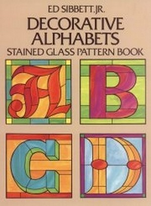 (70231) DECORATIVE ALPHABETS
