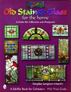 (72A010) OLD STAINED GLASS