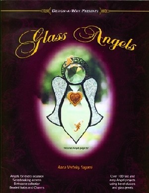 (72A026) GLASS ANGELS