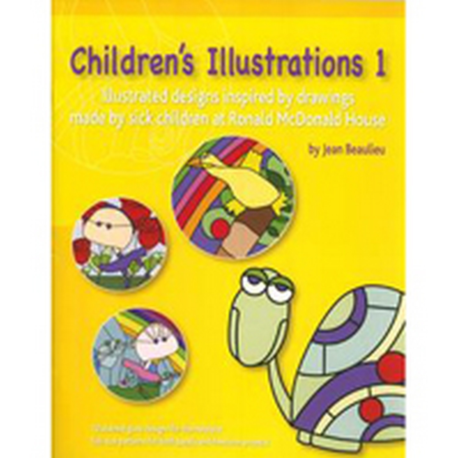 (72A091) CHILDRENS ILLUSTRATIONS