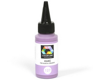 (74147) BULLSEYE COLOR LINE PAINT LILAC