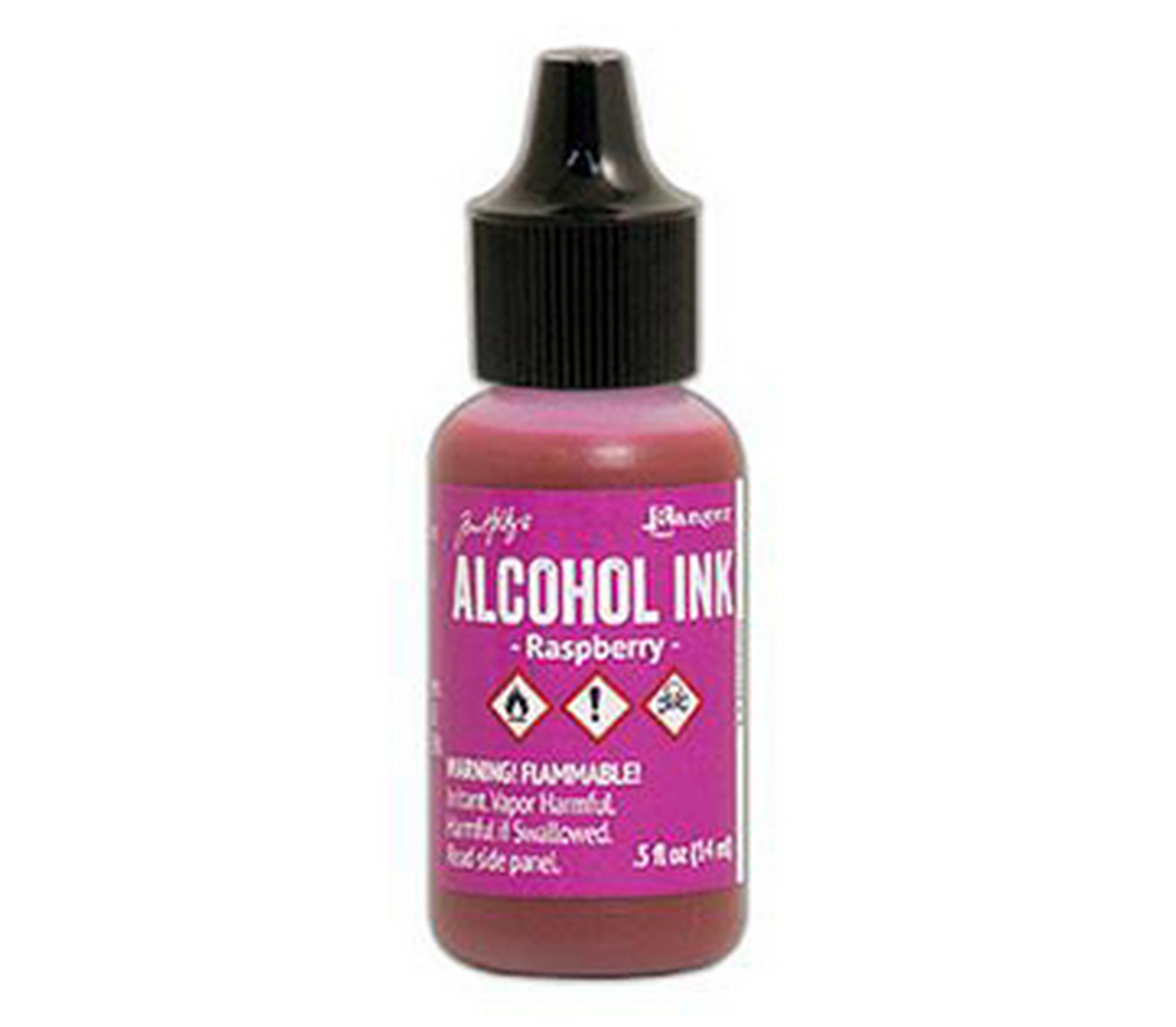 (74602) ALCOHOL INK RASPBERRY 0.5OZ - ORMD