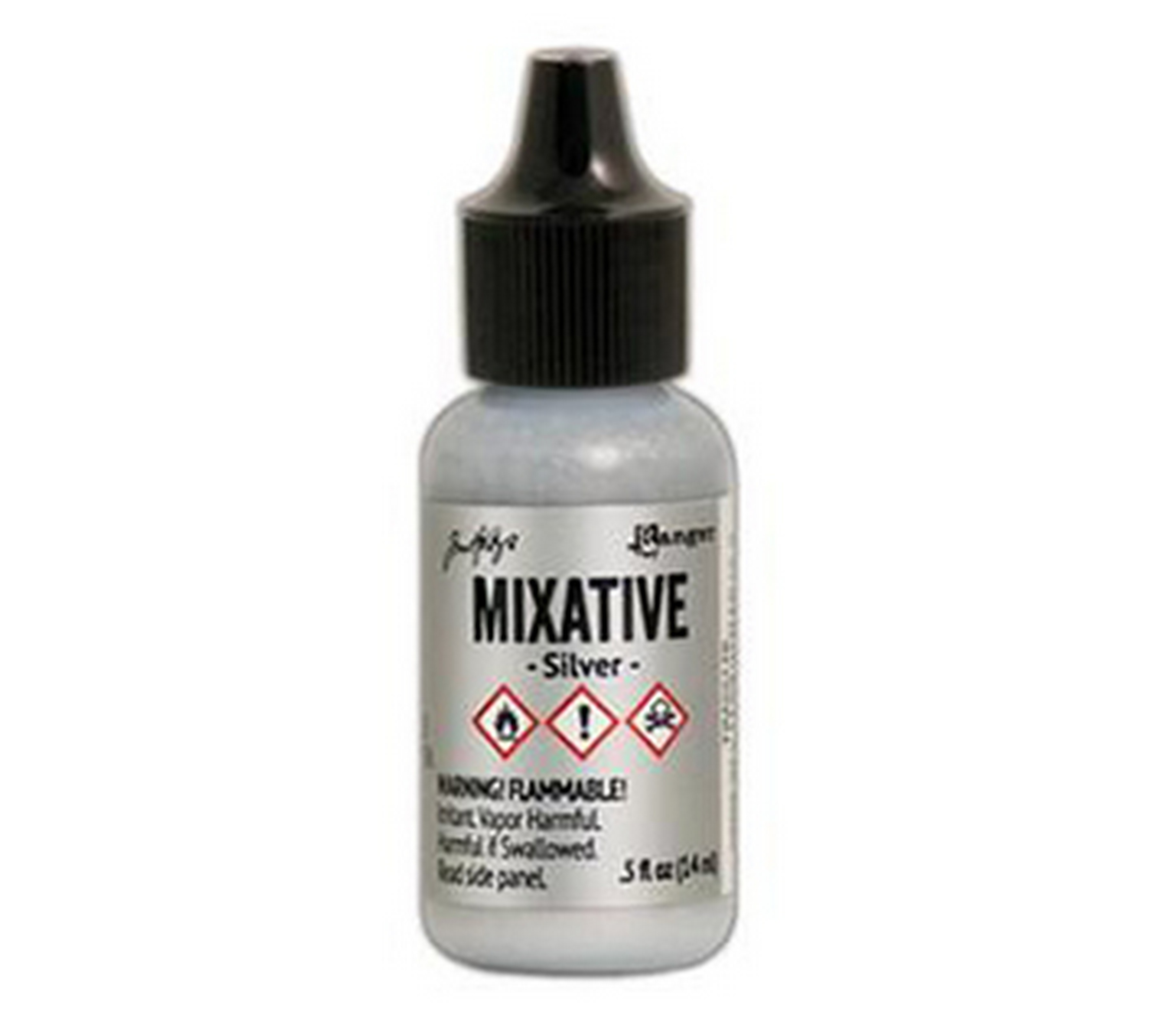 (74705) METALLIX MIXATIVE SILVER 0.5OZ - ORMD
