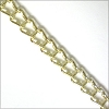 BRASS LADDER CHAIN