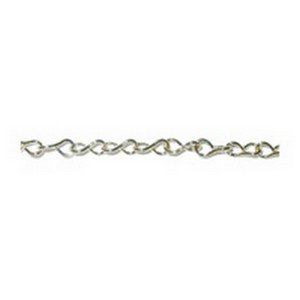 (91011) 18ga JACK CHAIN-NICKEL PL