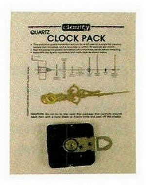 (91415) CLOCK PACK-3/4  SHAFT