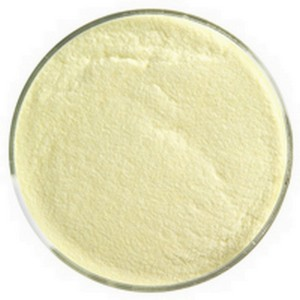 BE112008 - BE FRIT - YELLOW - POWDER - 1LB JAR