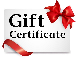 Stallings Stained Glass Gift Certificate