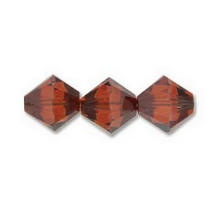 (H532806CRM) 6MM CRYSTAL RED MAGMA