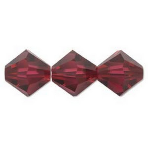 (H532806RU) 6MM BICONE RUBY