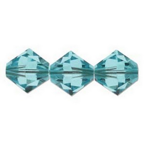 (H532806TULT) 6MM LIGHT TURQUOISE