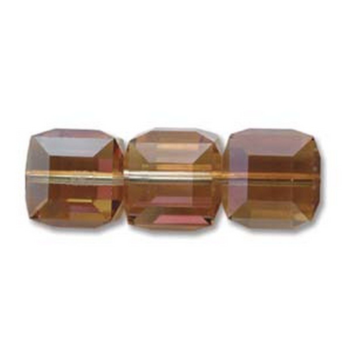 (H560108CRYSCOP) 8mm Crystal Copper