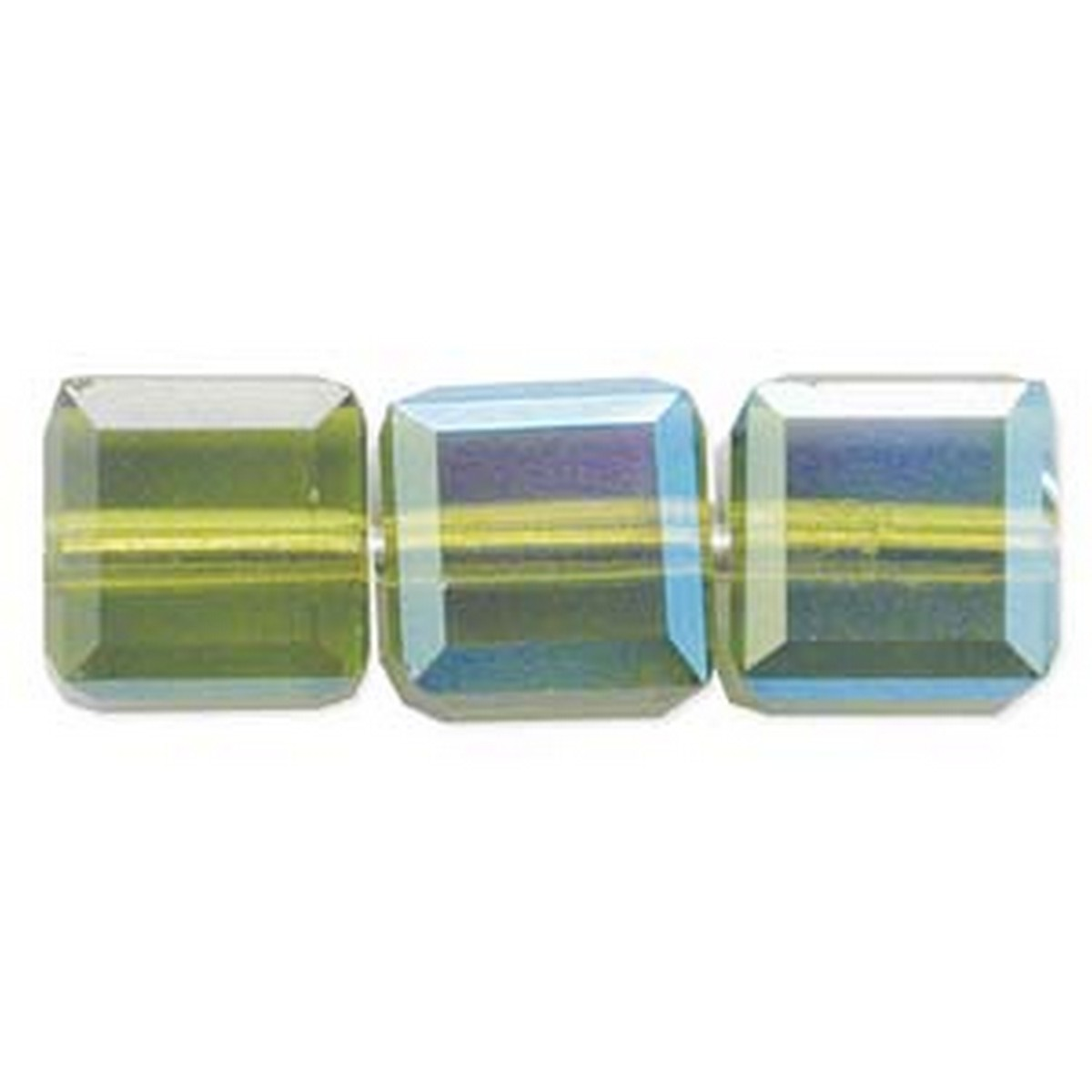 (H560108OLLTAB) 8mm Light Olivine AB