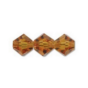 (HMC30204TO) 4MM BICONE TOPAZ