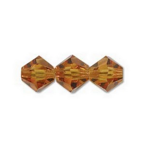 (HMC30206TO) 6MM BICONE TOPAZ