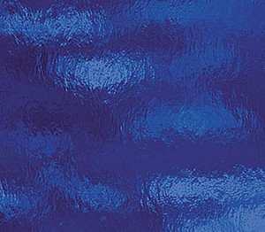 OCEANSIDE DARK BLUE ROUGH ROLLED FUSIBLE (Large 12