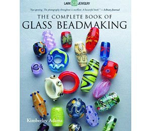 (70016) COMP.BOOK OF GLASS BEADMA