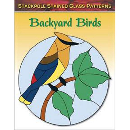 (72A992) BACKYARD BIRDS