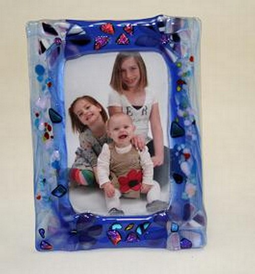 Fused Glass Picture Frame Class