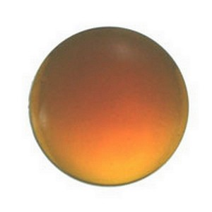 (33410) JEWEL-18mm ROUND-LT AMBER