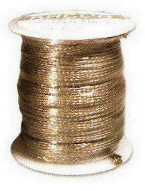 (4525) WIRE-BRAID-TINNED COPPER