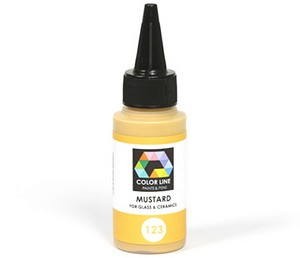 (74150) BULLSEYE COLOR LINE PAINT MUSTERED