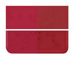 BULLSEYE GARNET RED DBL-ROLL FUS (Small 8