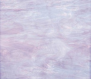 "OCEANSIDE PALE LAVENDER/WHITE FUSIBLE (Small 8"" x 12"")"